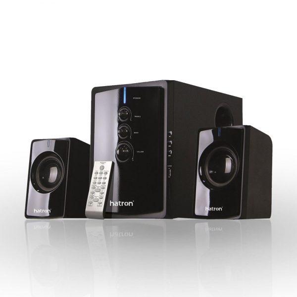 اسپیکر سه تیکه کنترل دار هترون مدل HSP260