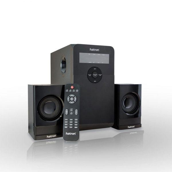 اسپیکر سه تیکه کنترل دار هترون مدل HSP300