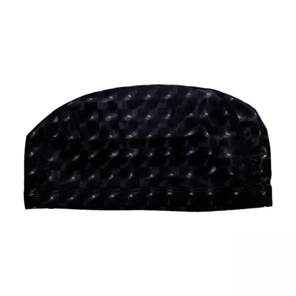 کلاه حرفه ای شنا مدل جیاجیان رنگ مشکی