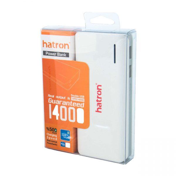 پاوربانک هترون مدل HPB14000