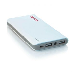 پاور بانک هترون مدل HPB8000 رنگ سفید